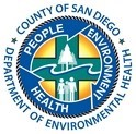 San Diego County Health Card
