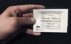 STUDENTS RECEIVE A LAMINATED MOBILE CERTIFICATE WITH FOOD HANDLERS, ALCOHOL AWARENESS AND CERTIFICATE IDENTIFICATION NUMBERS FOR AUTHENTICITY.
